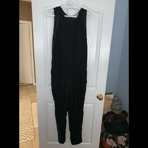 Banana Republic Cinced leg Jumpsuit, with Pocktets
